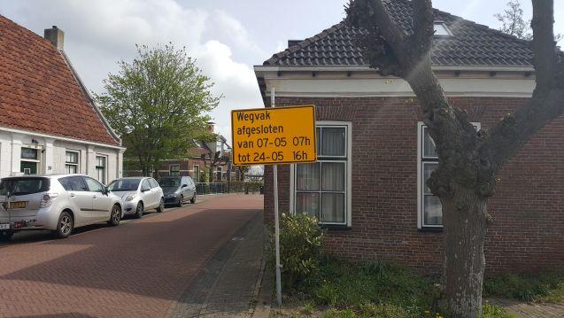 Stremming Hoofdstraat OZ