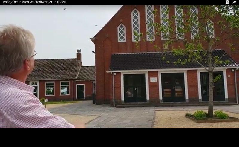 Rondje deur Mien Westerkwartier in Niezijl