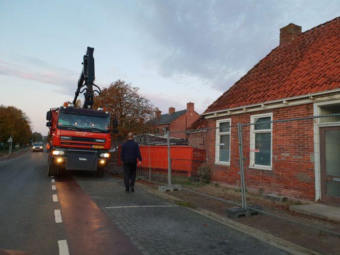 Woning in Niezijl maakt plaats